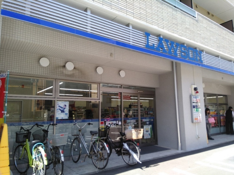ローソン城東蒲生二丁目店